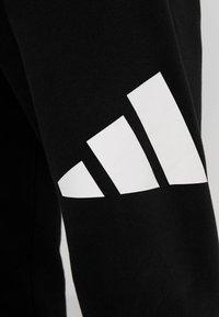 adidas Performance - ATHLETICS PACK SPORT TAPERED SWEAT PANT - Pantalones deportivos - black - 8