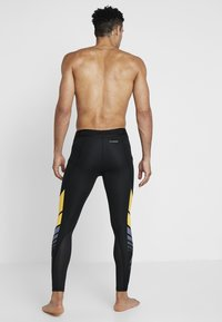 adidas Performance - ALPHASKIN SPORT MOTO LIGHTWEIGHT LEGGING - Långkalsonger - black - 4