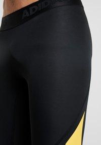 adidas Performance - ALPHASKIN SPORT MOTO LIGHTWEIGHT LEGGING - Långkalsonger - black - 6