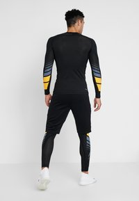 adidas Performance - ALPHASKIN SPORT MOTO LIGHTWEIGHT LEGGING - Långkalsonger - black - 2