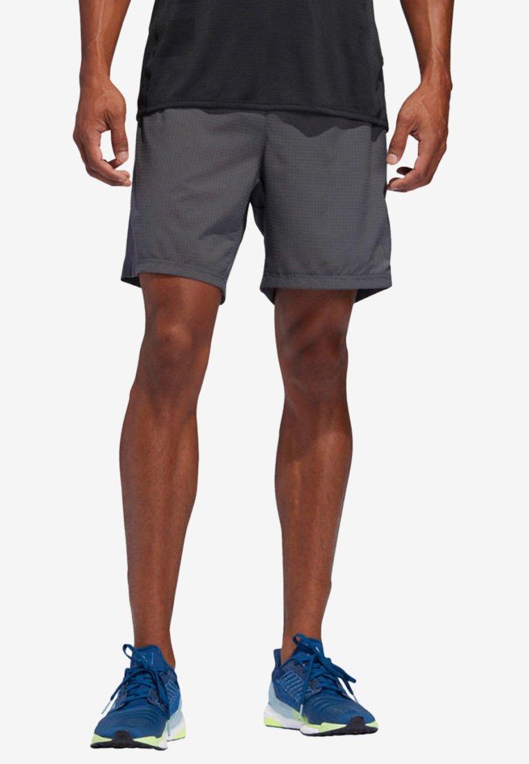 adidas Performance - Supernova Shorts - kurze Sporthose - grey