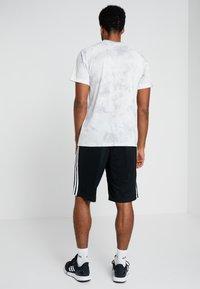 adidas Performance - Sports shorts - black/white - 2