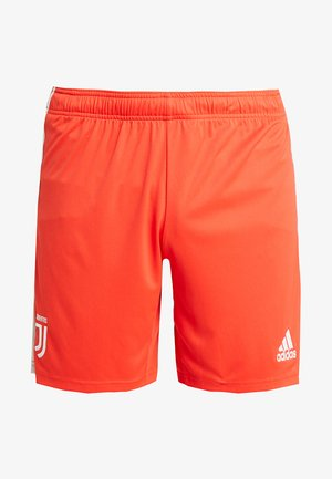 JUVE - Träningsshorts - hire red/raw white
