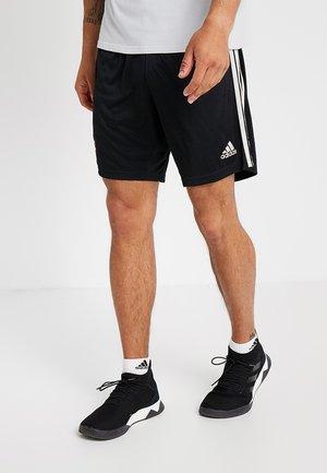 MANCHESTER UNITED FC - Sportovní kraťasy - black