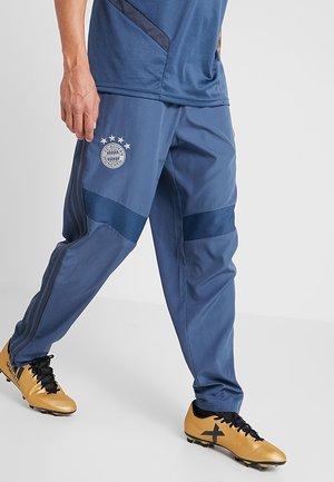FC BAYERN MÜNCHEN WOV PNT - Klubové oblečení - marine/blue