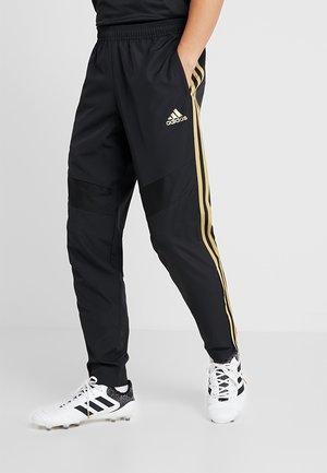 REAL - Spodnie treningowe - black