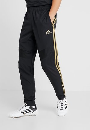 REAL - Pantalones deportivos - black