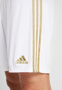 adidas Performance - REAL - Sports shorts - white - 3