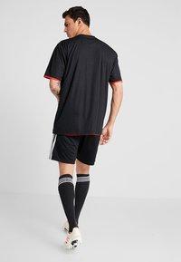 adidas Performance - JUVENTUS TURIN H SHO - Sports shorts - black/white - 2