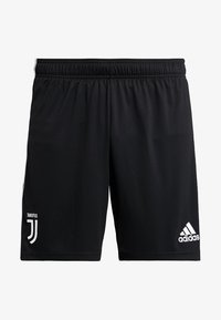 adidas Performance - JUVENTUS TURIN H SHO - Sports shorts - black/white - 5
