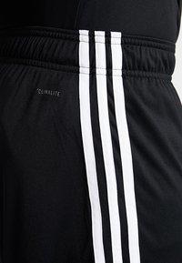 adidas Performance - JUVENTUS TURIN H SHO - Sports shorts - black/white - 4