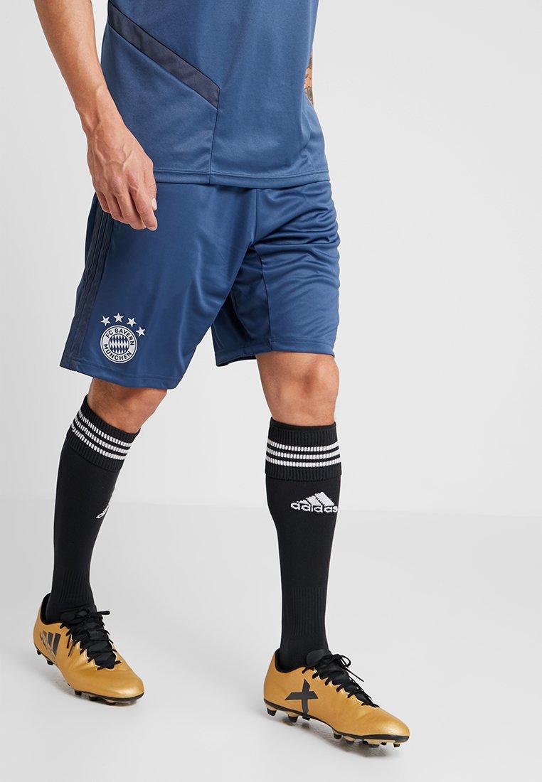 adidas Performance - FC BAYERN MÜNCHEN TR SHO - Pantalón corto de deporte - blue