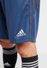 adidas Performance - FC BAYERN MÜNCHEN TR SHO - Pantalón corto de deporte - blue - 3