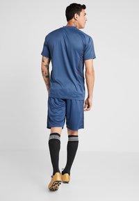 adidas Performance - FC BAYERN MÜNCHEN TR SHO - Pantalón corto de deporte - blue - 2