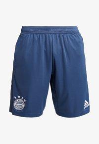 adidas Performance - FC BAYERN MÜNCHEN TR SHO - Pantalón corto de deporte - blue - 5