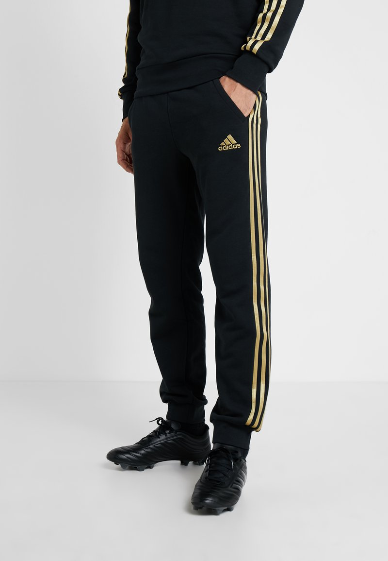 adidas Performance - REAL MADRID SWT PNT - Klubtrøjer - black