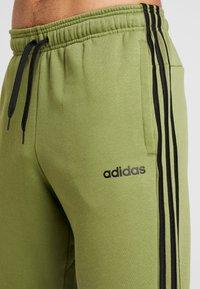 adidas Performance - Trainingsbroek - tecoli/black - 4