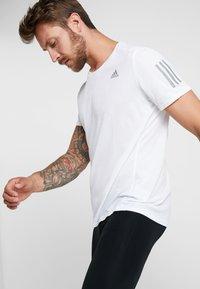 adidas Performance - RUN  - Collants - black/white - 3