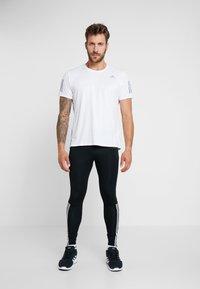 adidas Performance - RUN  - Collants - black/white - 1