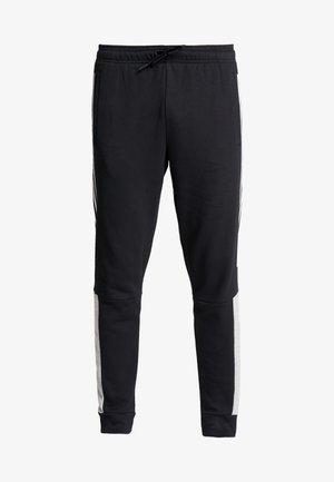 SPORT ID TAPERED PANT - Pantalones deportivos - black