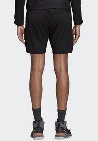 adidas Performance - LIFEFLEX SHORTS - Friluftsshorts - black - 1