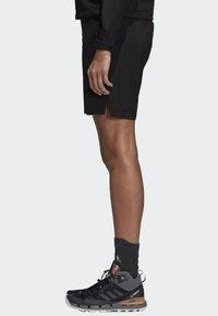 adidas Performance - LIFEFLEX SHORTS - Friluftsshorts - black - 2