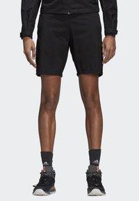 adidas Performance - LIFEFLEX SHORTS - Friluftsshorts - black - 0