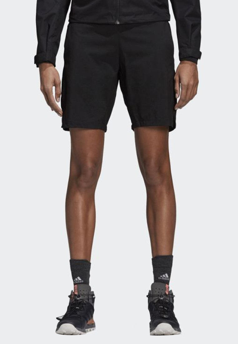 adidas Performance - LIFEFLEX SHORTS - Friluftsshorts - black
