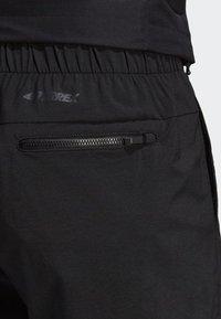 adidas Performance - LIFEFLEX SHORTS - Friluftsshorts - black - 5