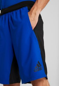 adidas Performance - 4KRFT SPORT 10-INCH LIGHTWEIGHT SHORTS - Sports shorts - collegiate royal/black - 4