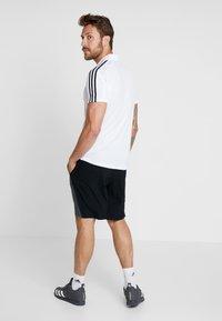 adidas Performance - 4KRFT SPORT 10-INCH LIGHTWEIGHT SHORTS - Sports shorts - black/grey six - 2