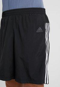 adidas Performance - RUN IT SHORT - Pantalón corto de deporte - black - 4