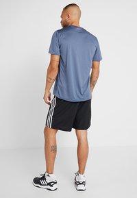 adidas Performance - RUN IT SHORT - Pantalón corto de deporte - black - 2
