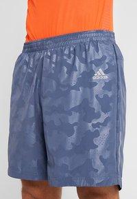 adidas Performance - RUN IT SHORT - Träningsshorts - blue - 4