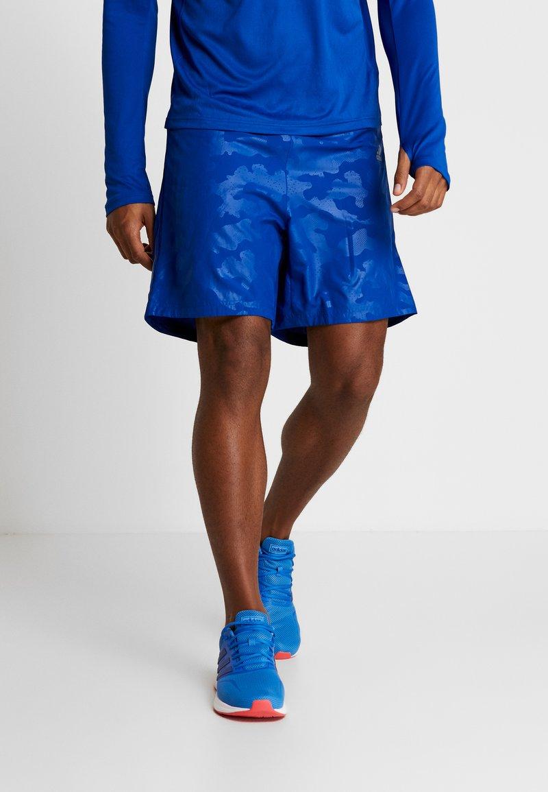 adidas Performance - RUN IT SHORT - Pantalón corto de deporte - collegiate royal