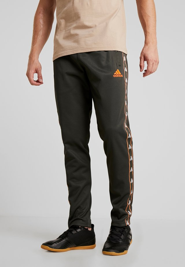 TAN CLUB PANT - Tracksuit bottoms - taupe