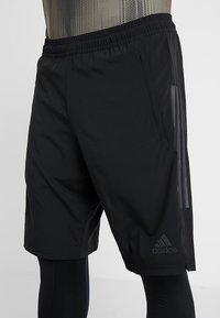 adidas Performance - TAN SHONT - Sports shorts - black - 3