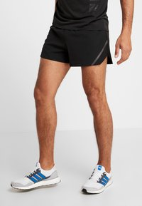 adidas Performance - SUPERNOVA SHORT - Pantalón corto de deporte - black - 0