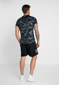 adidas Performance - OWN THE RUN - Pantalón corto de deporte - black - 2