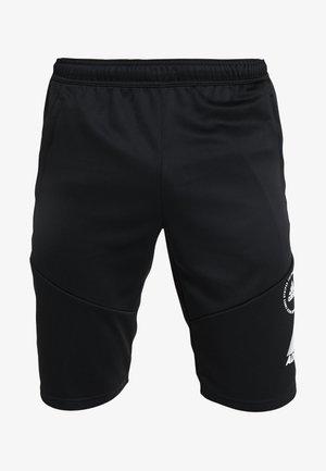 MOTO SHORT - Korte broeken - black