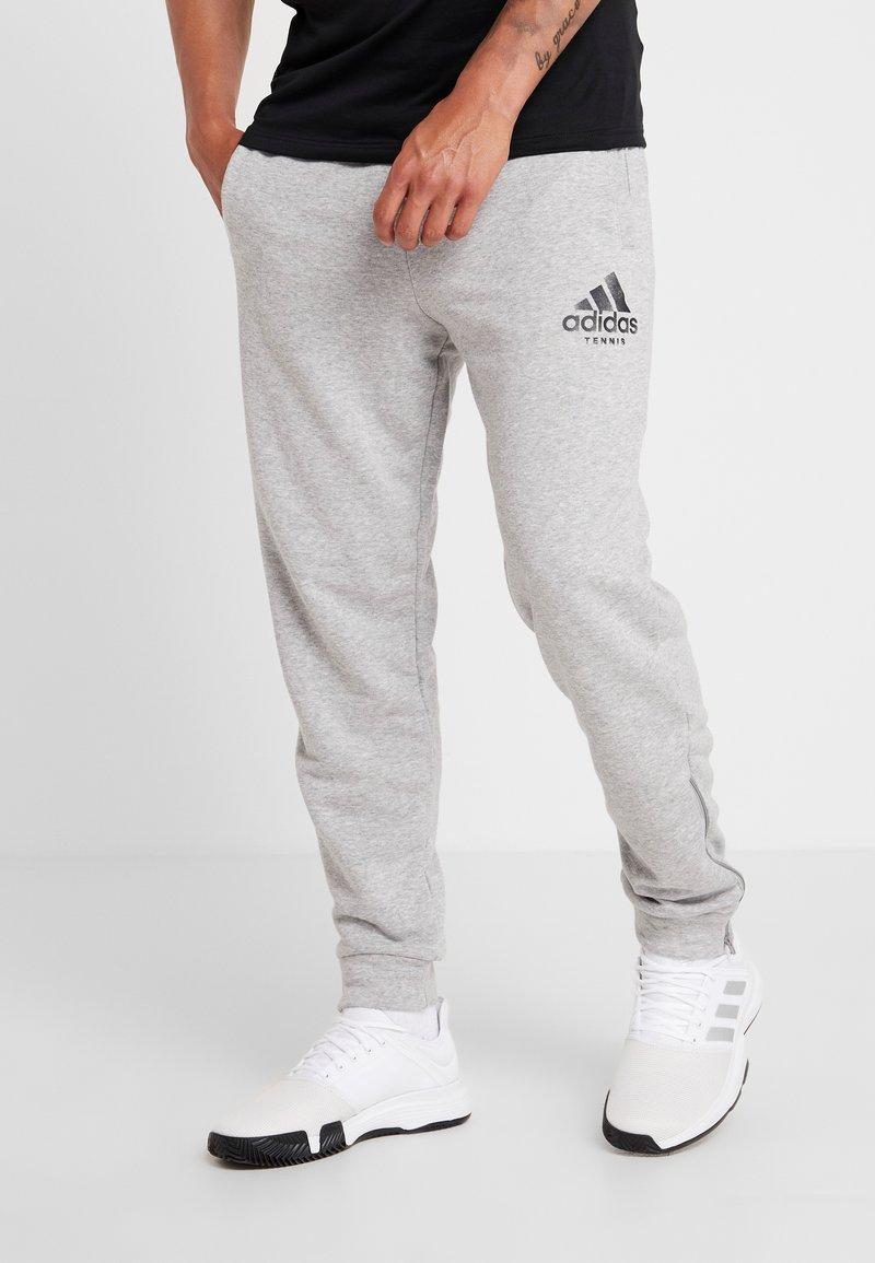 adidas Performance - CAT PANT - Pantaloni sportivi - grey
