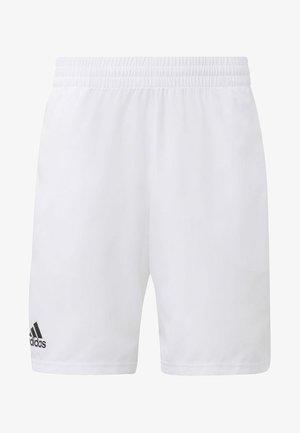 CLUB SHORTS 9-INCH - Sports shorts - white