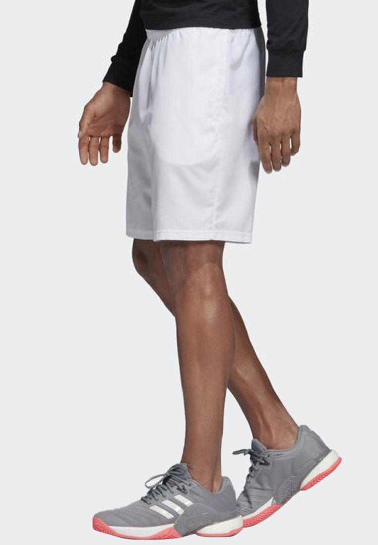 White Adidas Club 9 De Shorts Performance Sport inchShort XikPuZ