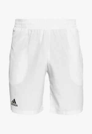 CLUB SHORTS - kurze Sporthose - white/black