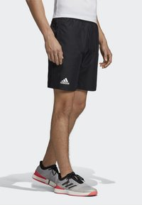 adidas Performance - CLUB SHORTS - Sports shorts - black - 3