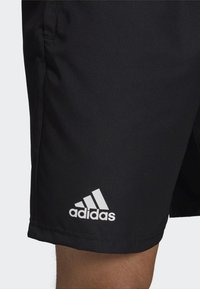 adidas Performance - CLUB SHORTS - Korte broeken - black - 6