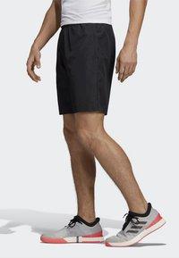 adidas Performance - CLUB SHORTS - Korte broeken - black - 2
