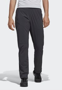 adidas Performance - LITEFLEX TROUSERS - Pantalons outdoor - grey - 0