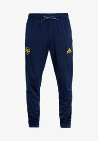 adidas Performance - ARSENAL FC ICONS - Tracksuit bottoms - dark blue - 4