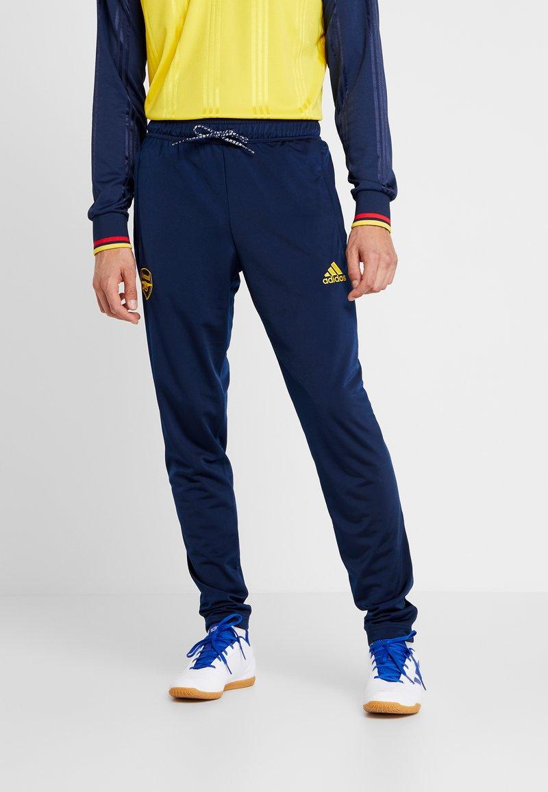 adidas Performance - ARSENAL FC ICONS - Tracksuit bottoms - dark blue
